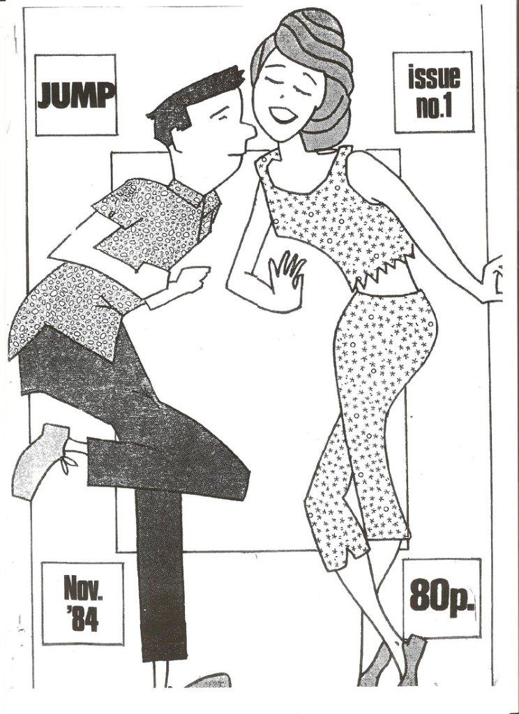 jump cover 1984 dundalk fanzine