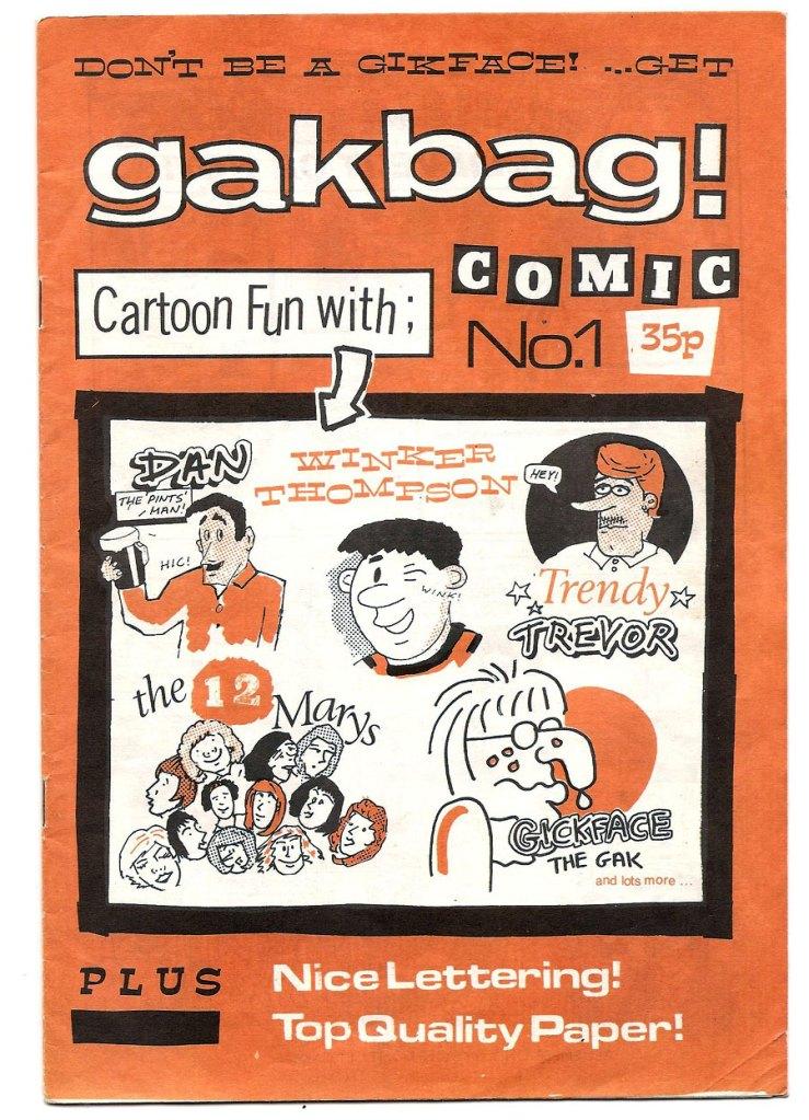 gakbag comic cover
