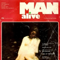 Man Alive - Ireland's first magazine for men - 1974