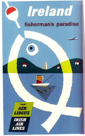 Aer Lingus Ad Ireland, Design and Visual Culture: Negotiating Modernity, 1922 - 1992