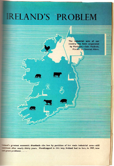 Partition Ireland, Design and Visual Culture: Negotiating Modernity, 1922 - 1992