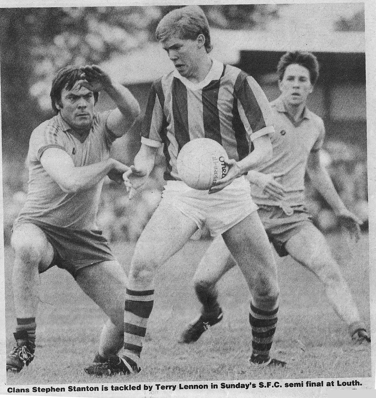 Stephen Staunton, Clans GFC GAA