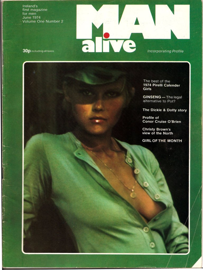 man alive 2 cover
