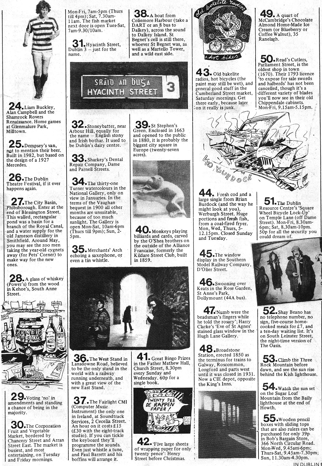 in dublin magazine march 1984 200 reasons to stay in dublin 24_56