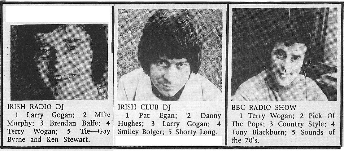 1971 irish djs