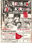 Dublin Record & Tape exchange advert 1977