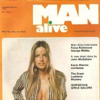 Man Alive issue 6, Summer 1975 - Eamonn Coghlan
