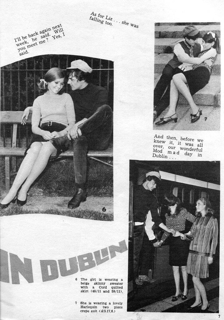 dublin 1966 fashion mod