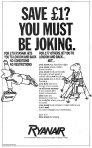 old advert ryanair 1988