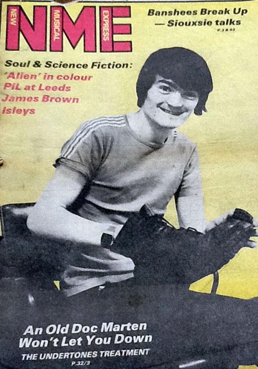 undertones sep 1979 NME