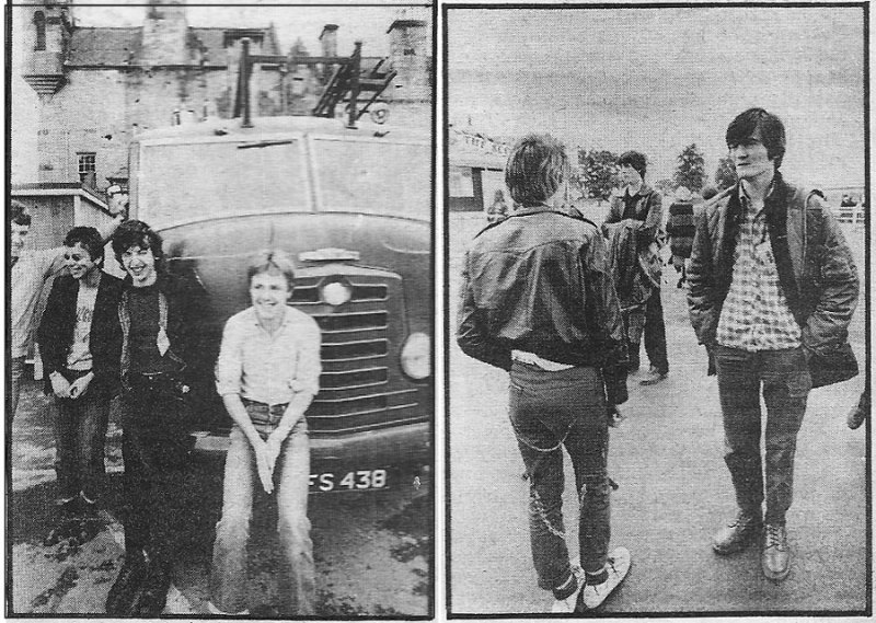 Undertones NME Sep 1979