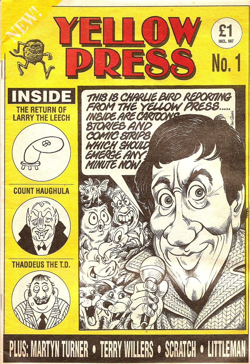 yellow press1 cover ireland 1991