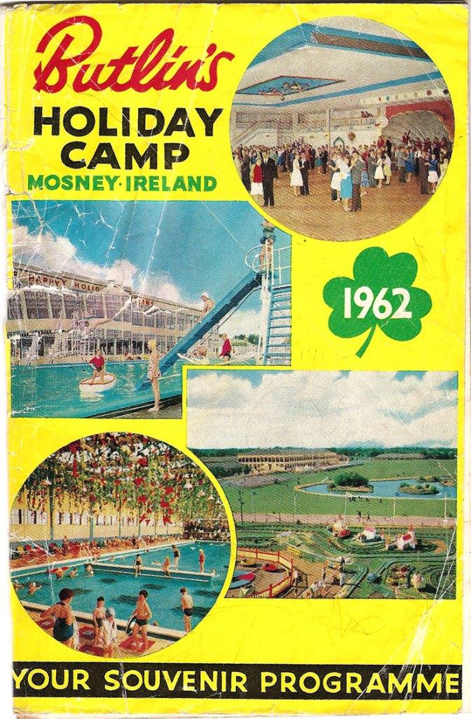 butlins mosney-souvenir-programme-1962 cover