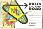 irish rules of the road 1967 ireland