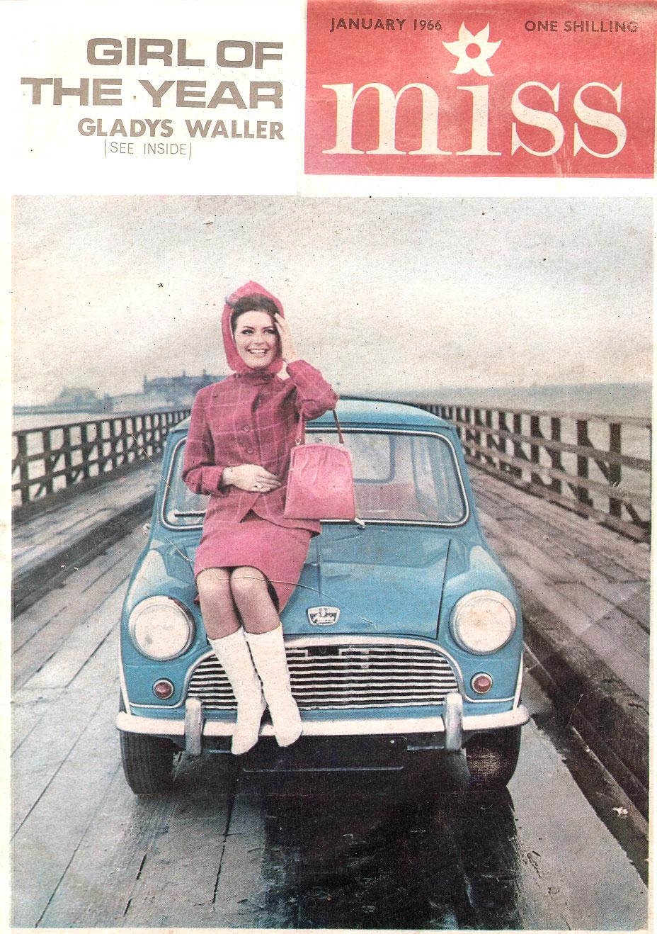 Miss Magazine 1965