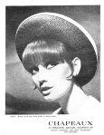 grafton st dublin 1966 chapeaux