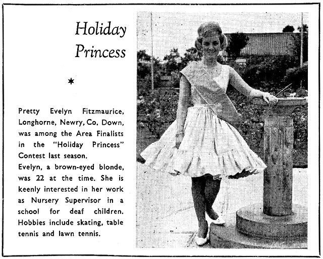 holiday-princess butlins mosney 1962