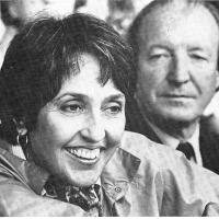 Joan Baez, Cork, 1980.