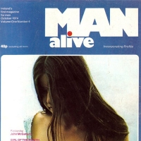 Man Alive # 4 - Oct. 1974 - Glad to be still alive