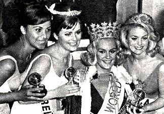 gladys miss ireland miss world runner up