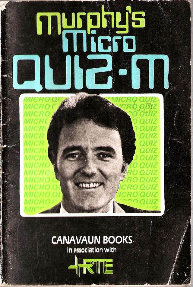 Murphy's Micro Quiz booklet - 1983