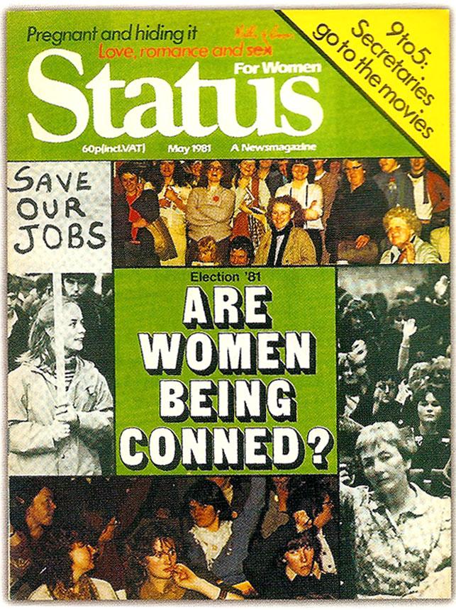 status mag 1981 magill