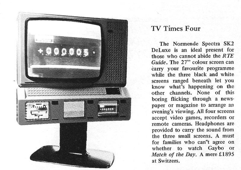 normende spectra sk2 deluke 1979