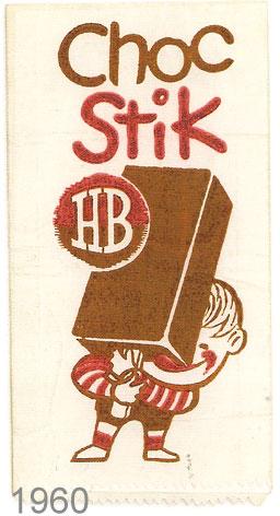 CHOC STIK 1960 HB