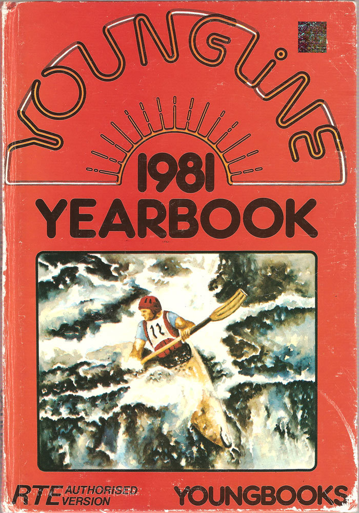 RTE Youngline Yearbook 1981