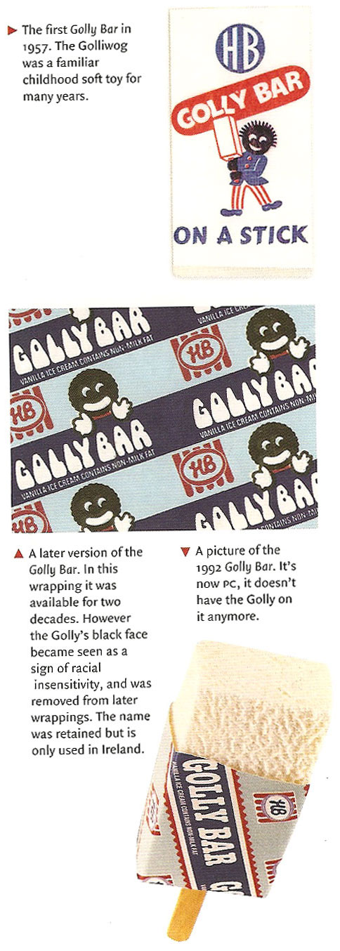 hb golly bar scan