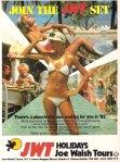 jwt joe walsh tours 1982 advert