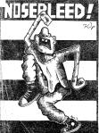 4 Dublin Fanzines early 1990s