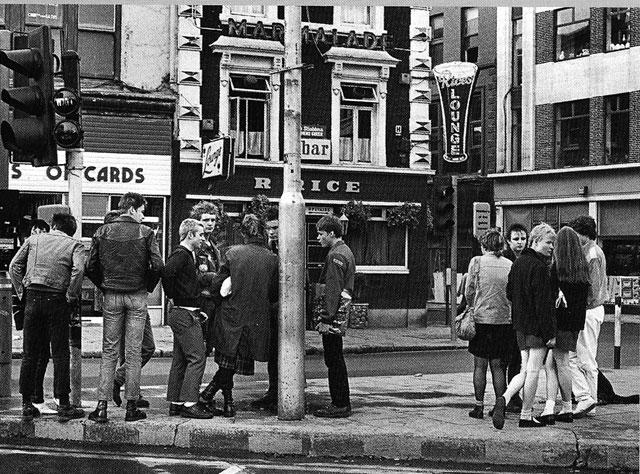 stephens green Dublin 1981