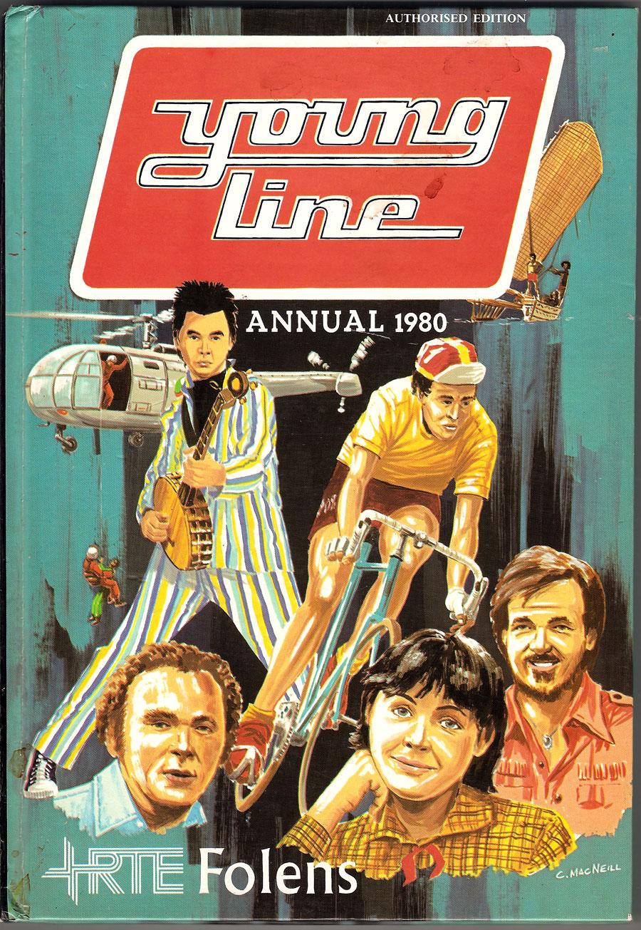 youngline cover 1980 rte