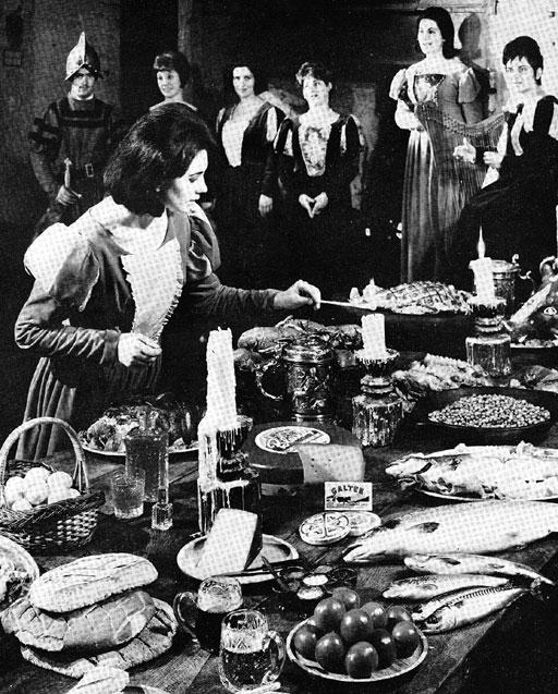 bunratty castle banquet ireland 1965