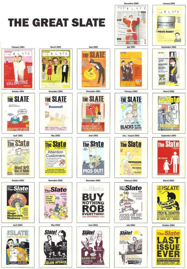 the slate dublin mag 2000
