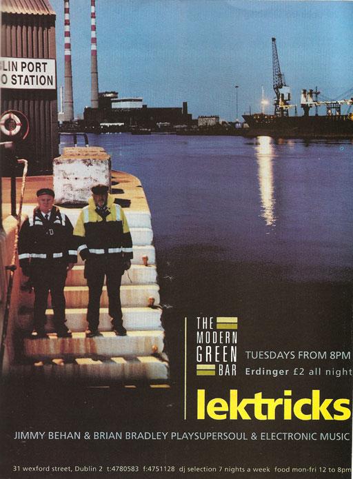 lektrixs club Dublin 2000