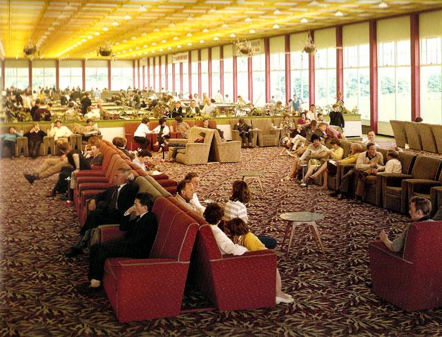lounge butlins mosney