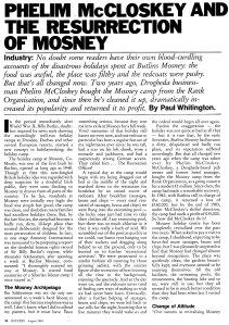 mosney success1 mccloskey