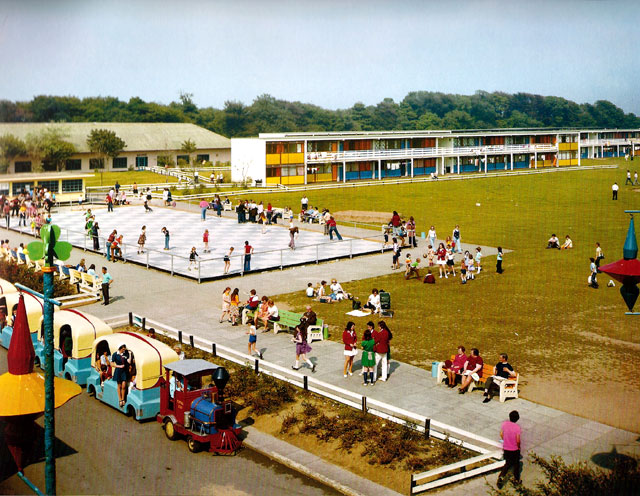 rink butlins mosney