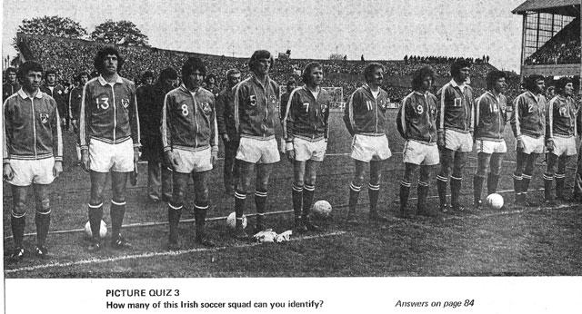 soccer ireland 1979
