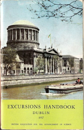 1957 dublin excursions cover