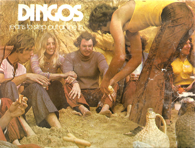 dingos_jeans_beach_group_1972