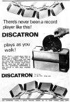 discatron_1966_dublin record player portable