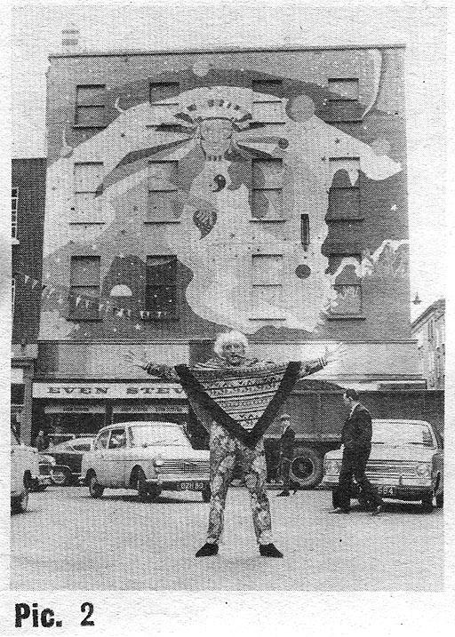 even steven dublin 1968