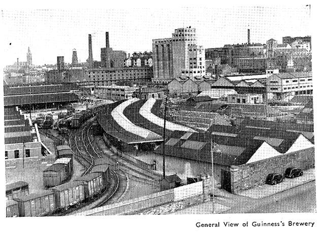 guinness 1950s Dublin