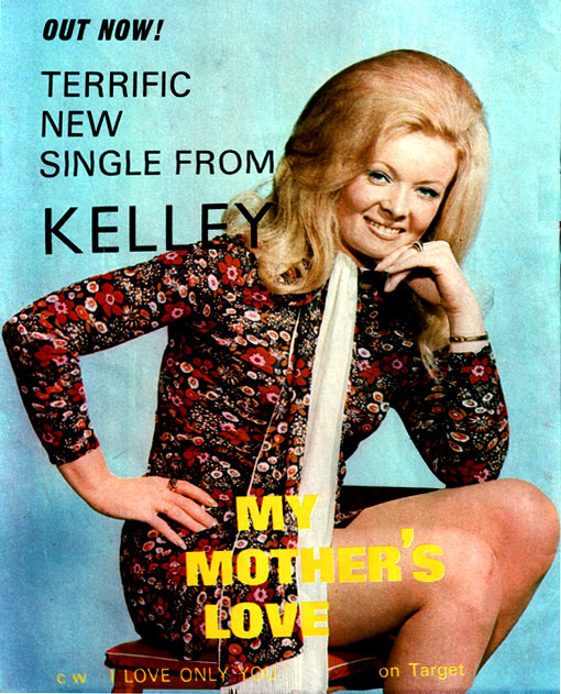 kelley my mothers love single 1970