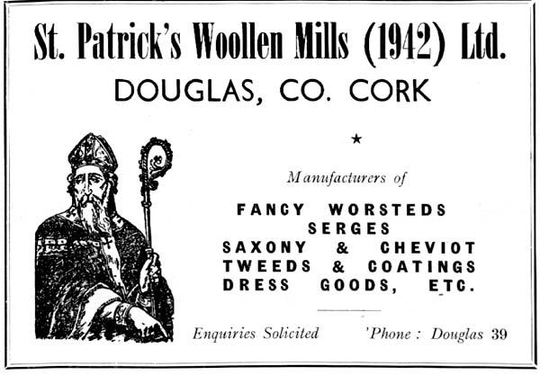 st patricks douglas cork 1950