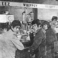 Old Adverts #52 - Wimpy, Dorset St, Dublin with Phil Lynott, 1968