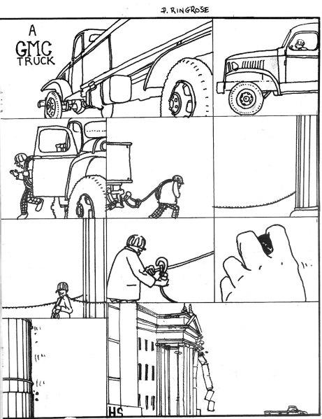 truck zilch comic 1980